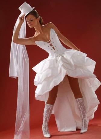 Свадебное платье, в котором хочется выходить замуж снова и снова.